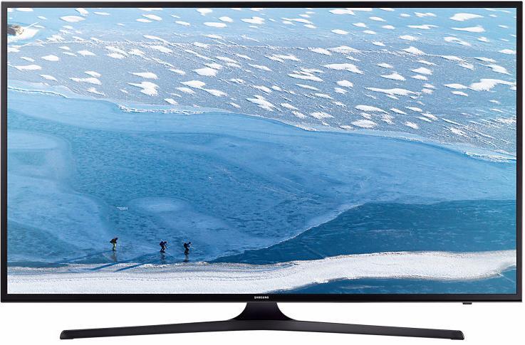 Samsung UE60KU6000UXRU - телевизор (Black)