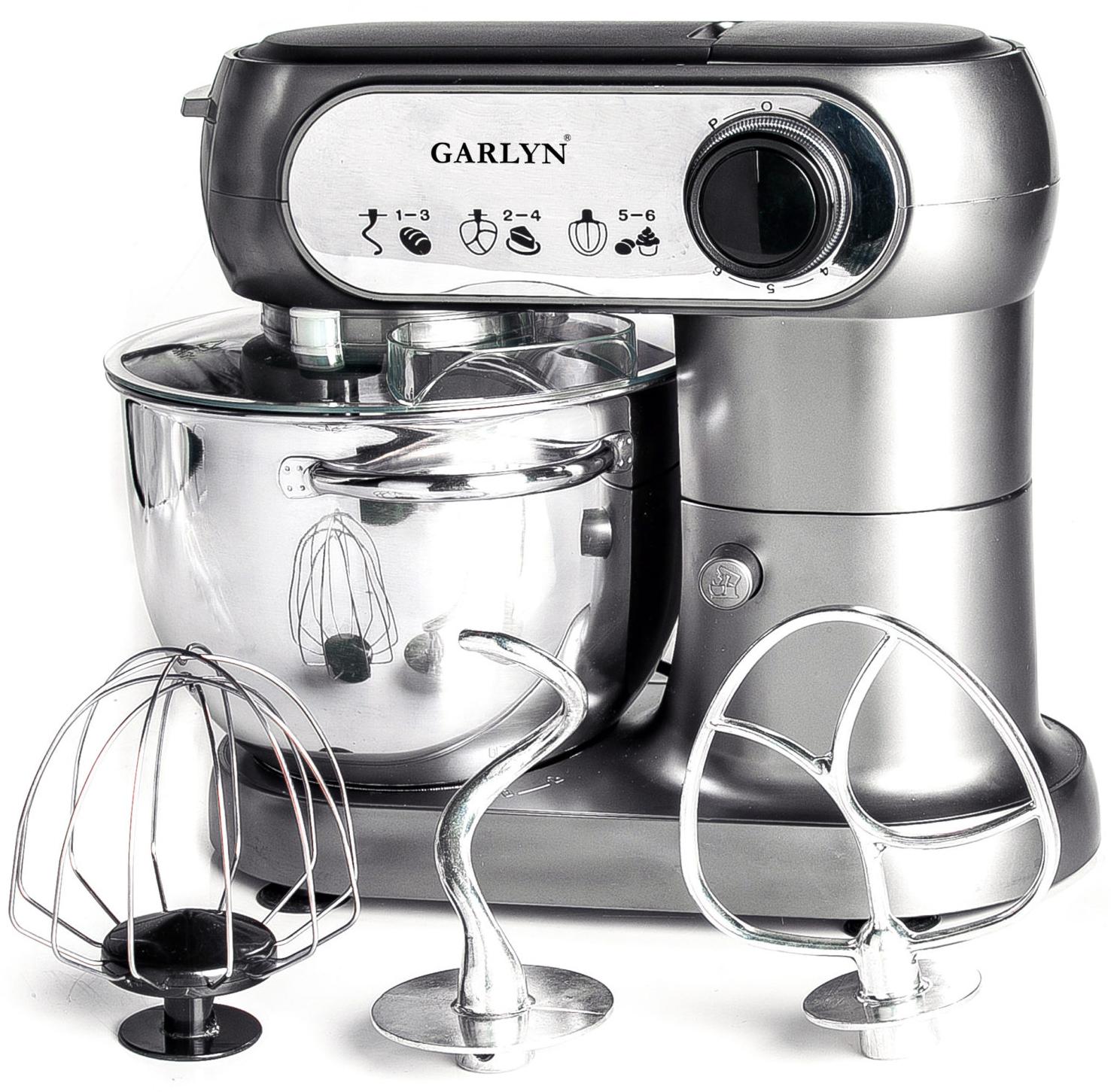 Кухонная машина Garlyn S-350 (Steel) фото