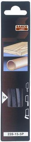 Bahco 228-15-5P - полотно для лобзика 150 мм от iCover
