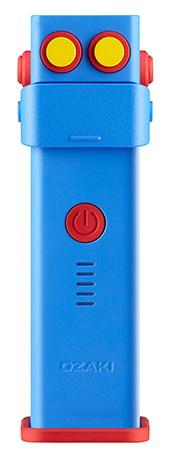 Ozaki O!tool-Battery-D26 2600mAh - дополнительный аккумулятор для мобильных устройств (Blue)