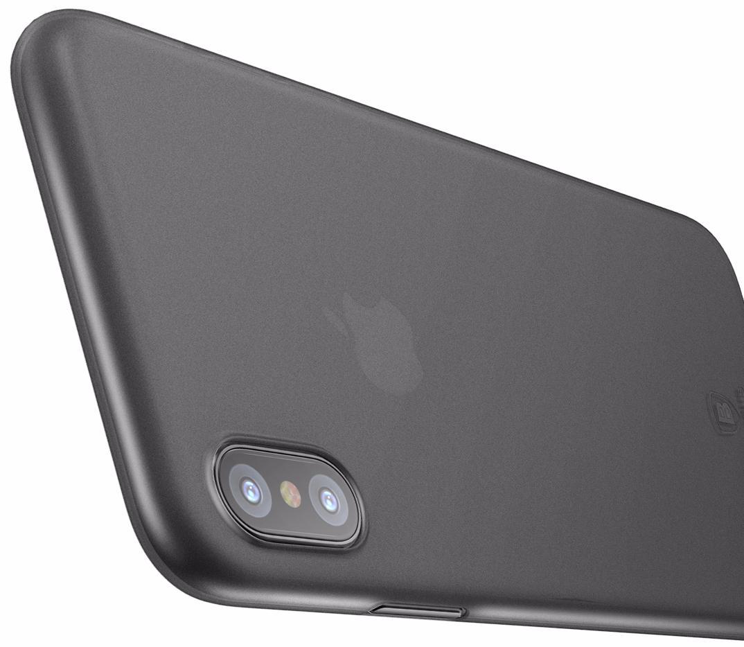 Чехол Baseus Wing Case (WIAPIPH65-E01) для iPhone Xs Max (Black)