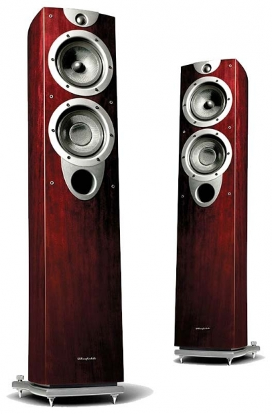 Wharfedale Evo-2 40 - напольная акустическая система (Rosewood)