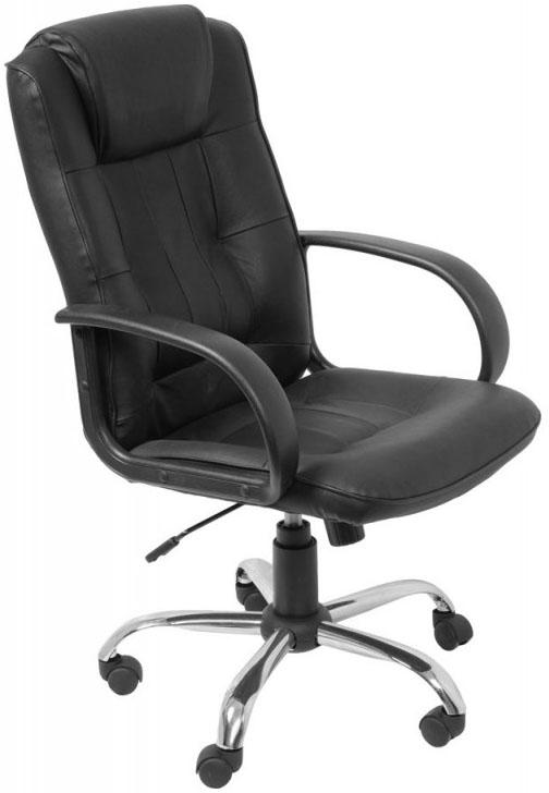 Бюрократ T-800AXSN - кресло руководителя (Black)Офисные кресла и стулья<br>Кресло руководителя<br>