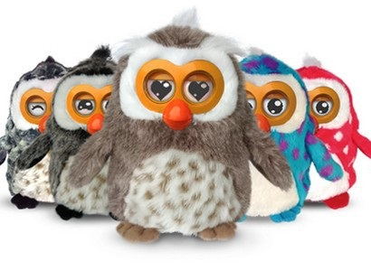 Kakadu Friends - интерактивная игрушка Сова Хибо