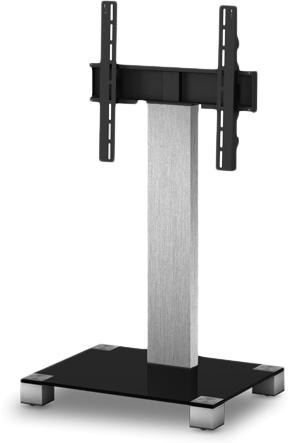 "Sonorous PL 2511 - стойка для телевизора до 50"" (Black/Silver)"