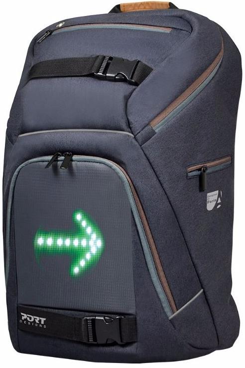 PORT Designs GO LED - рюкзак для ноутбука 15.6'' (Grey)