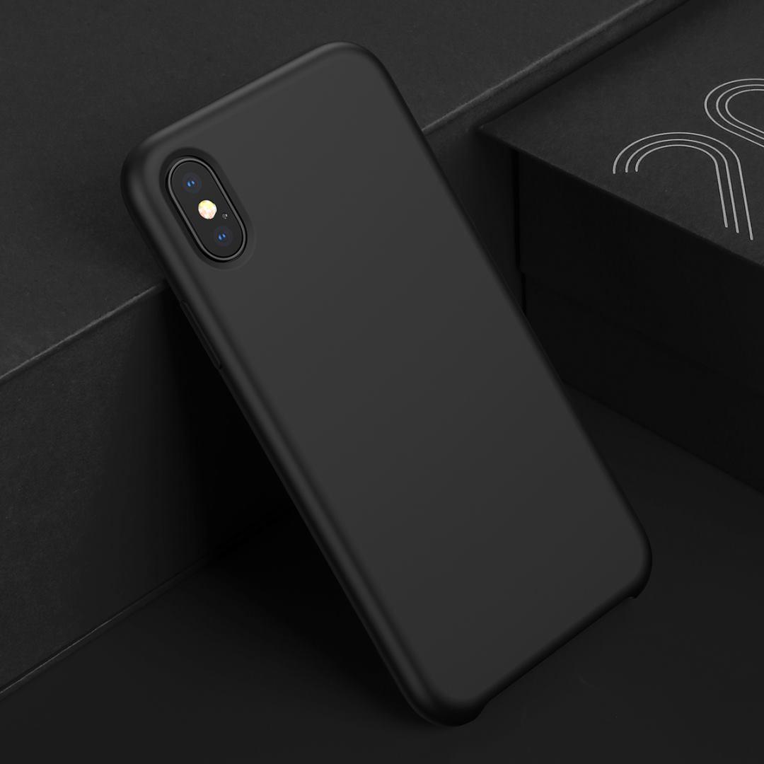 Чехол Baseus Original LSR (WIAPIPH58-ASL01) для iPhone Xs (Black)