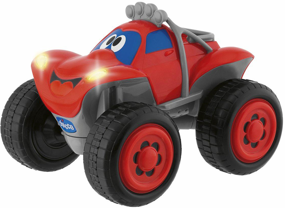 Машинка Chicco Билли-большие колеса (10CO1362)