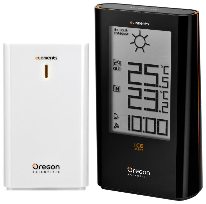 Oregon Scientific EW93 - погодная станция с термометром (серия Elements)