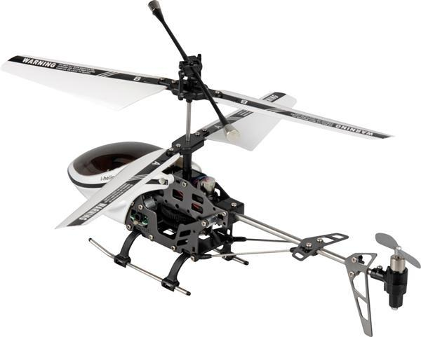 I-Helicopter HC-777-170 - радиоуправляемый вертолет (White)