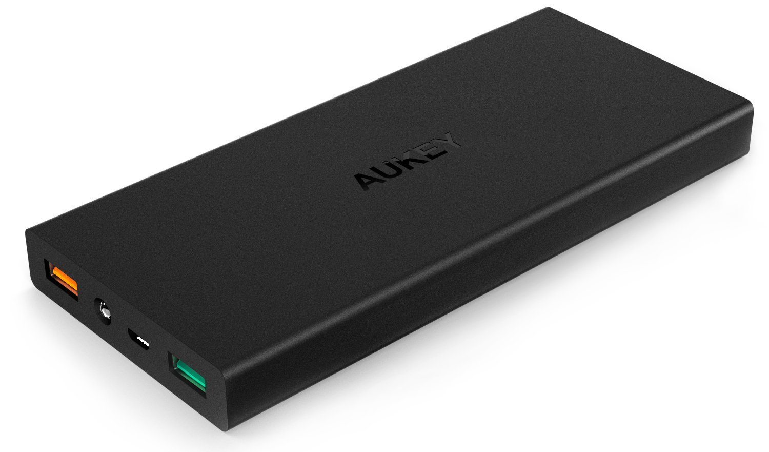 PowerAll аккумулятор aukey 30000mah quick charge 3 0 pb t11 black