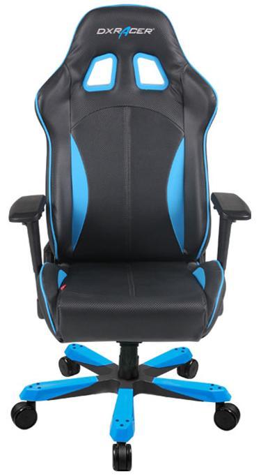 DXRacer King OH/KS57/NB - компьютерное игровое кресло (Blue)