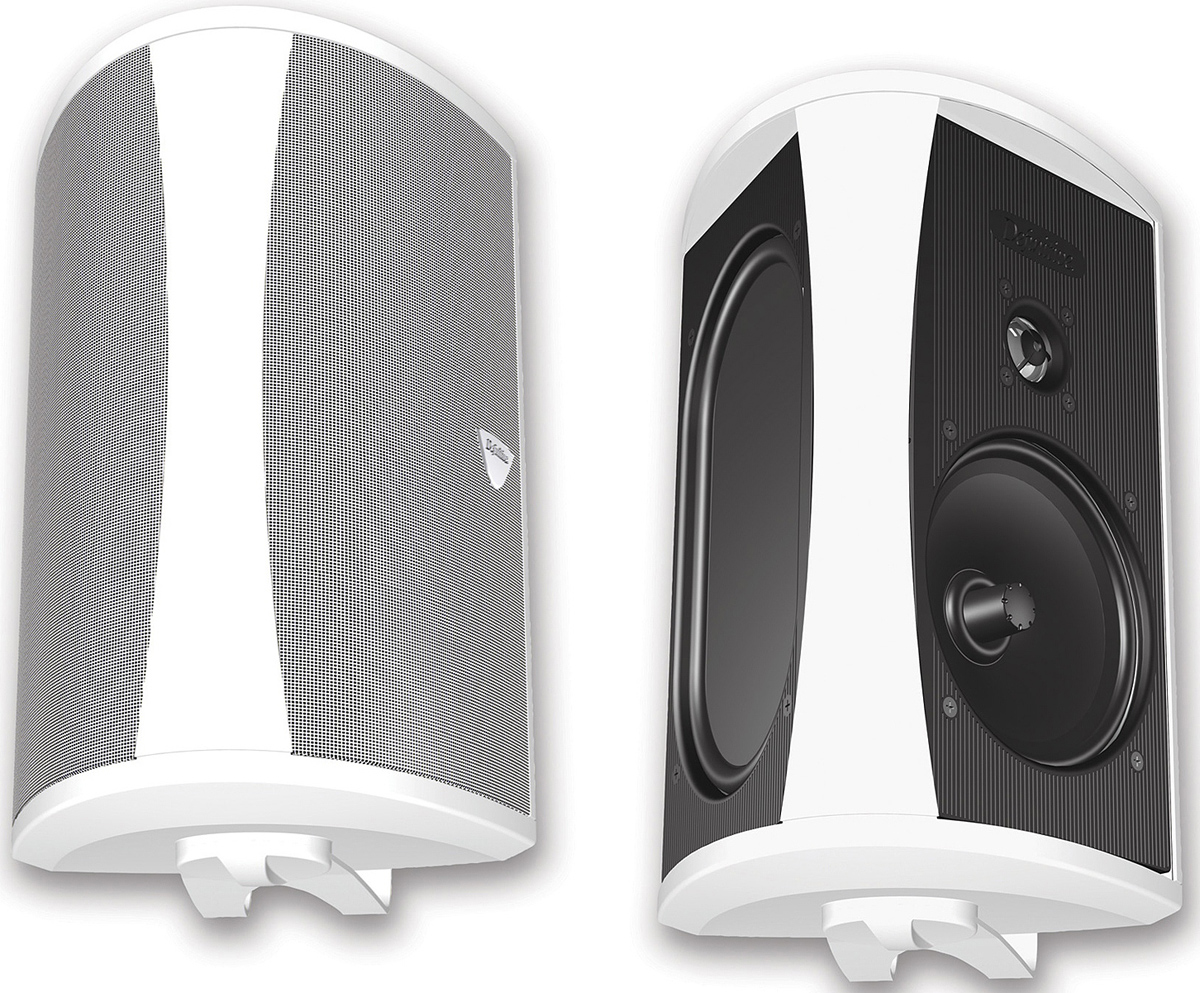 Definitive Technology AW 6500 (18429) - всепогодная акустическая система (White)