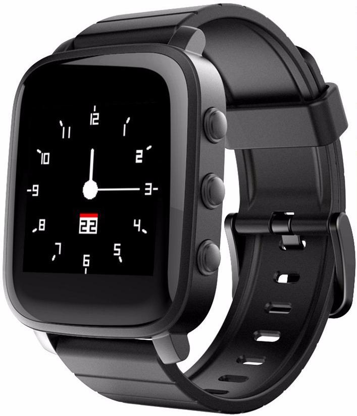 SMA Time - умные часы (Black)
