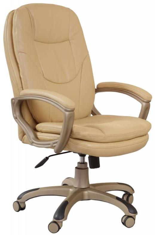 Бюрократ CH-868YAXSN - кресло руководителя (Beige) от iCover