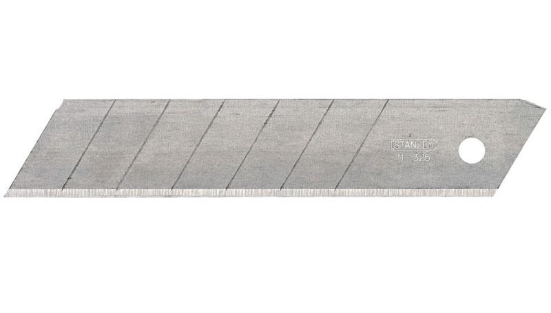 Stanley (0-11-325) - лезвие с отламывающимися сегментами 25 мм