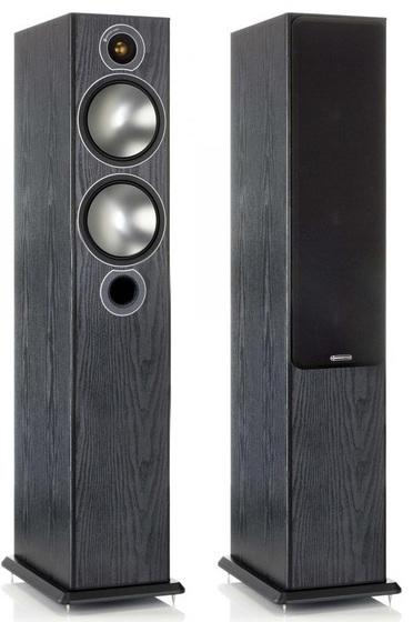 Monitor Audio Bronze 5 - напольная акустическая система (Black Oak)