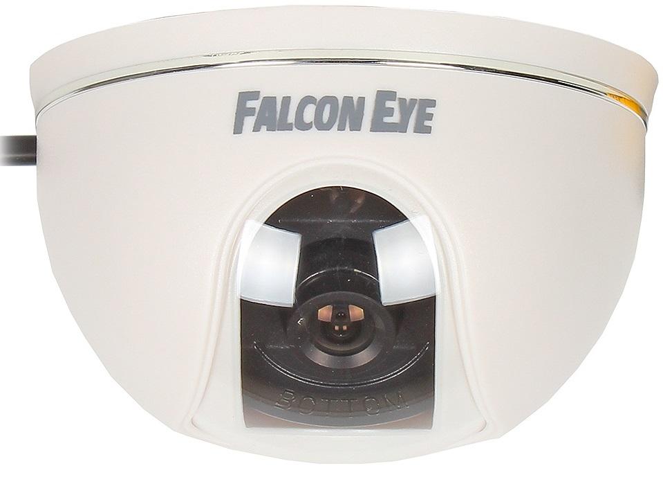 Falcon Eye (FE D80C) - внутренняя купольная видеокамера