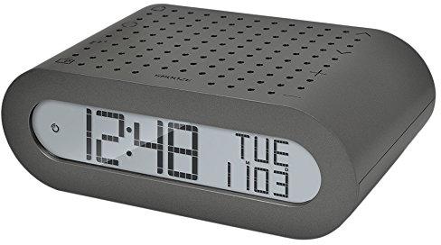 Oregon Scientific RRM116 - настольные часы с FM-радио (Grey)