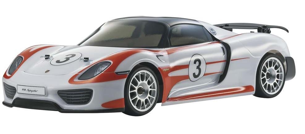 VE Porsche 918 Spyder We