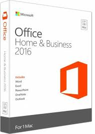 Microsoft Off Mac Home Business 1PK 2016 Russian W6F-00613