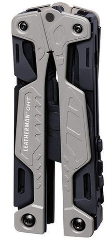 Leatherman OHT-Silver (831796) + нейлоновый чехол MOLLE (Black)