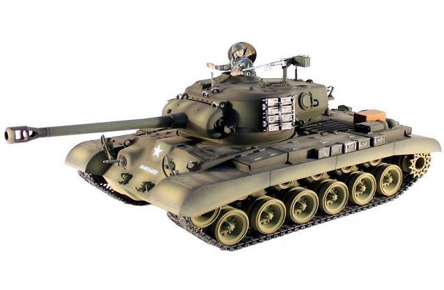 M26 Pershing Snow Leopard PRO