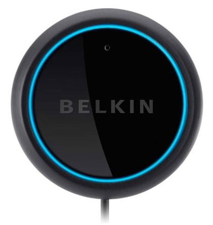 Belkin AirCast Auto HandsFree (F4U037CW) - автомобильное устройство для громкой связи