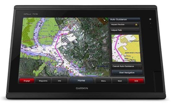 Garmin GPSMAP 7416
