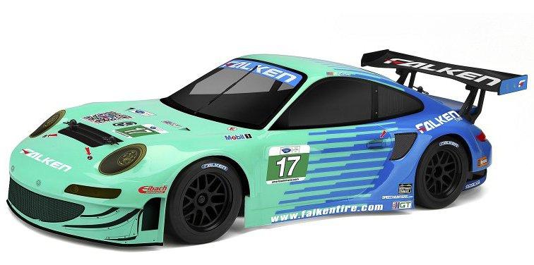 HPI Sprint 2 Sport RTR 1:10 - радиоуправляемый автомобиль (Blue)