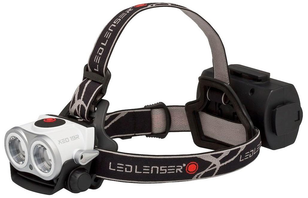 Led Lenser XEO 19R (7319-RW) - фонарь налобный (White)