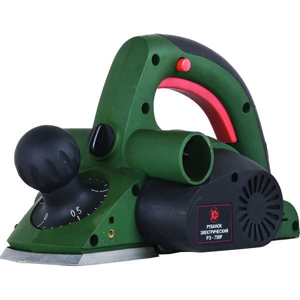 Электрорубанок Калибр РЭ-750/Р (Green) от iCover