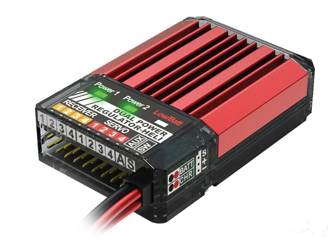 Dual Power Regulator