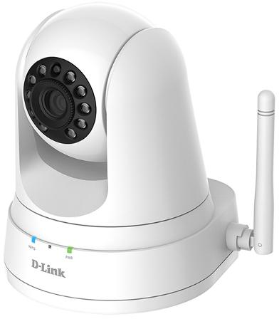 D-link DCS-5030L/A1A - купольная IP-камера (White) от iCover