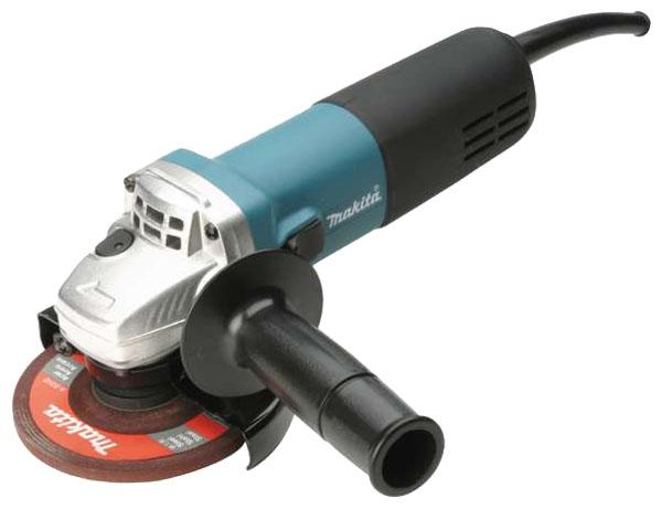 Makita 9554HN - угловая шлифовальная машинка (Blue) 154830