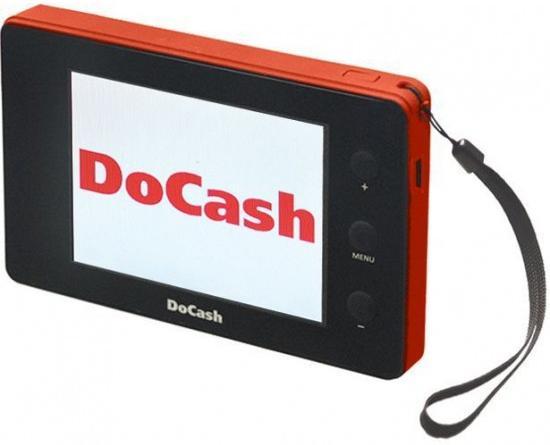DoCash Micro IR 8403