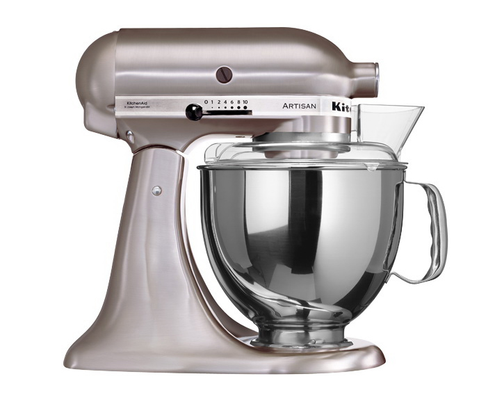 KitchenAid Artisan (5KSM150PSENK) - планетарный миксер (Mate Nickel)