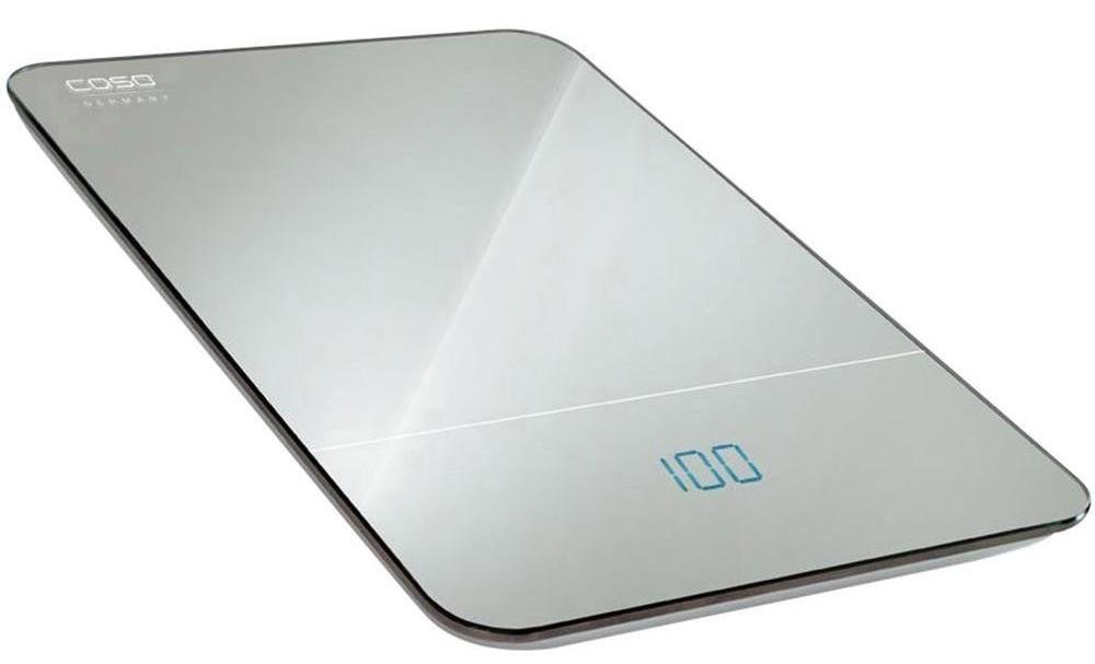 Caso F10 - весы кухонные (Silver)