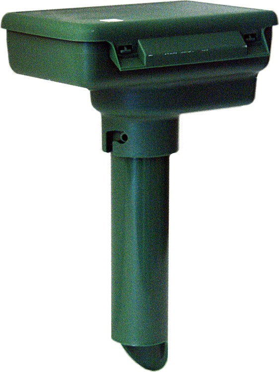 Weitech WK-0675 (52019) - отпугиватель кротов (Green)