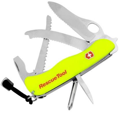 Rescue ToolМультитулы<br>Нож перочинный<br>