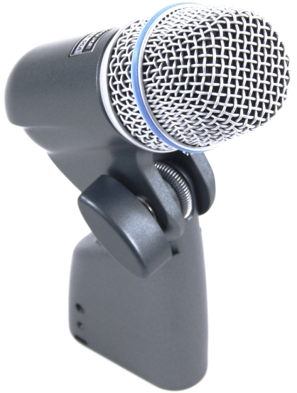 BetaПрофессиональные микрофоны<br>Инструментальный микрофон<br>