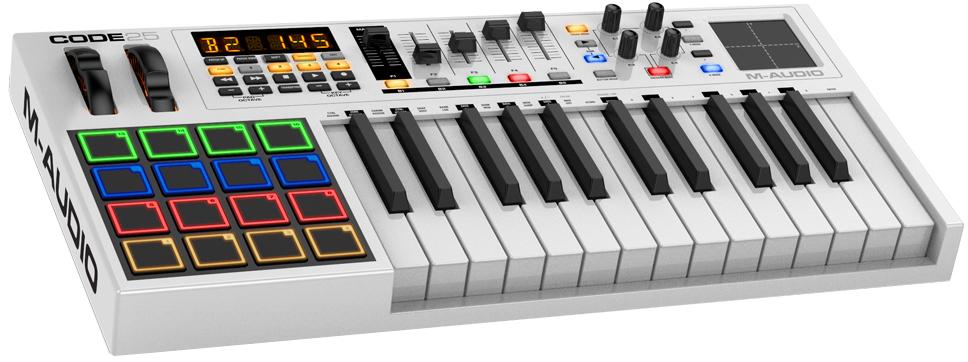 M-Audio CODE 25 ��