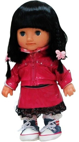Zhorya Леля 48 см (Х75094) - интерактивная кукла (Red)