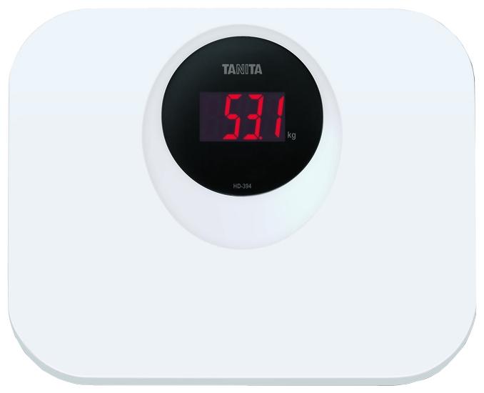 Весы бытовые электронные Tanita HD-394 - весы бытовые электронные (White)