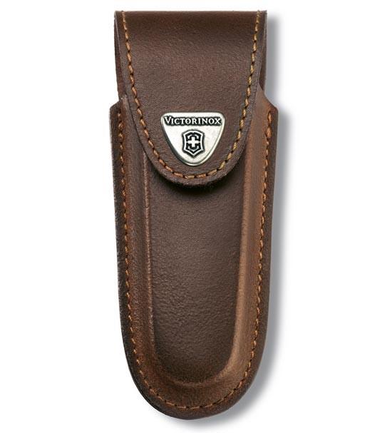 Victorinox 4.0537 - кожаный чехол для ножей (Brown)