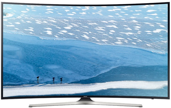 Samsung UE40KU6300UXRU - LED-телевизор (Black) samsung телевизор samsung ue 40 j5000auxru