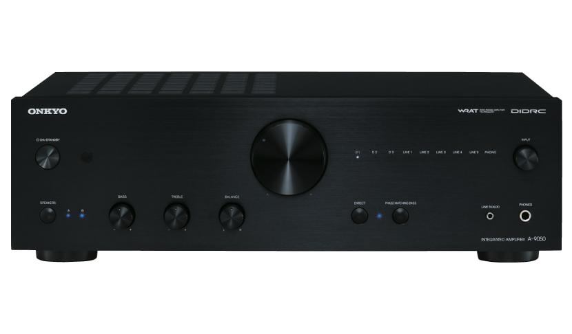 Onkyo A-9050 - двухканальный стереоусилитель (Black) от iCover