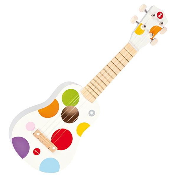 Janod Гавайская гитара (J07597) - детский музыкальный инструмент