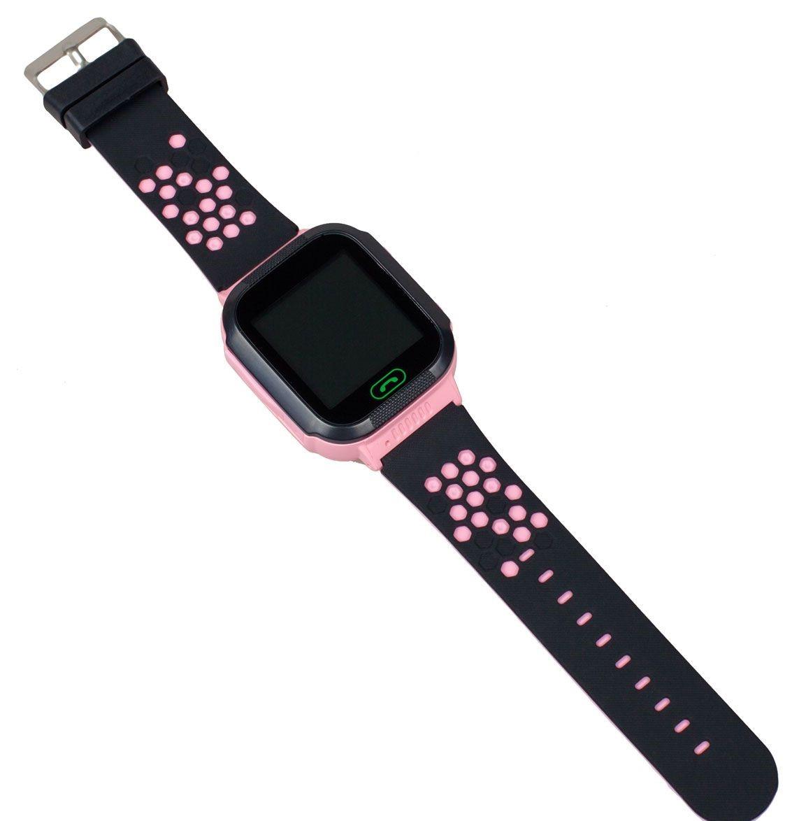 Детские умные часы Prolike PLSW300 (Pink)