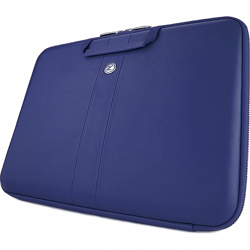 Сумка Cozistyle Smart Sleeve для MacBook Pro 15'' Retina (CLNR1502) Nevy Blue Leather